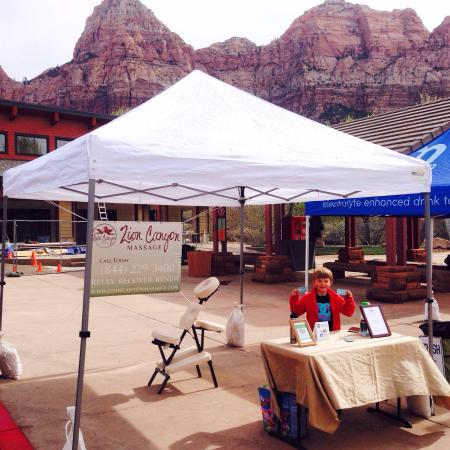 Springdale, UT: Zion Canyon Massage