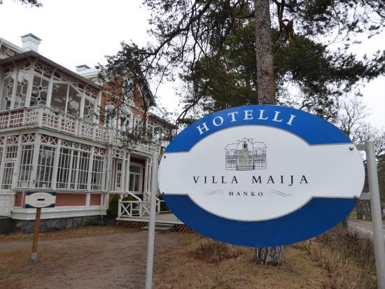 Villa Maija (incl Villa Janne and Villa Anke) : Villa Maija