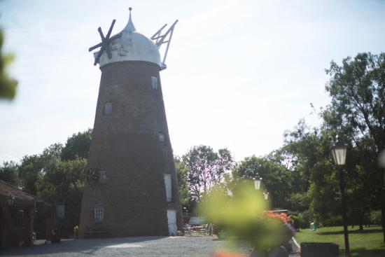 ‪Wymondham Windmill‬