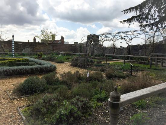 Tudor House and Garden : General View