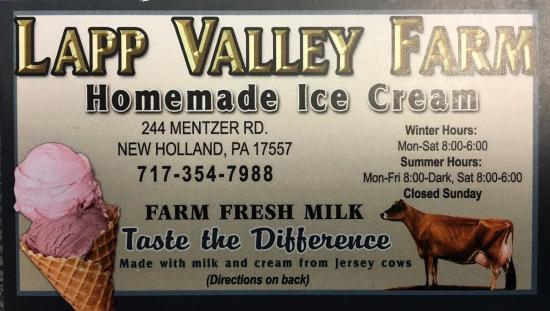 New Holland, Pensilvanya: Lapp Valley Farm