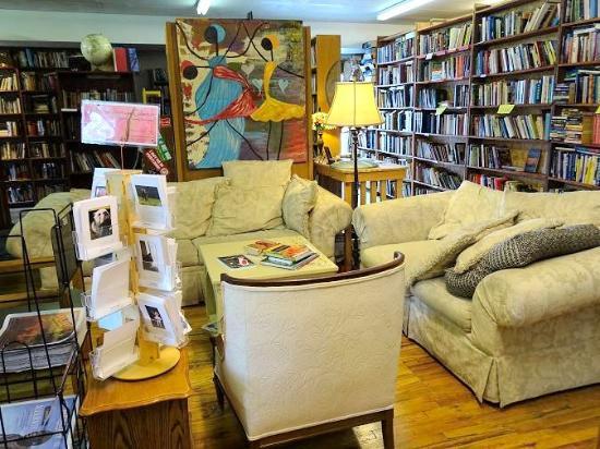 Southland Books: inside