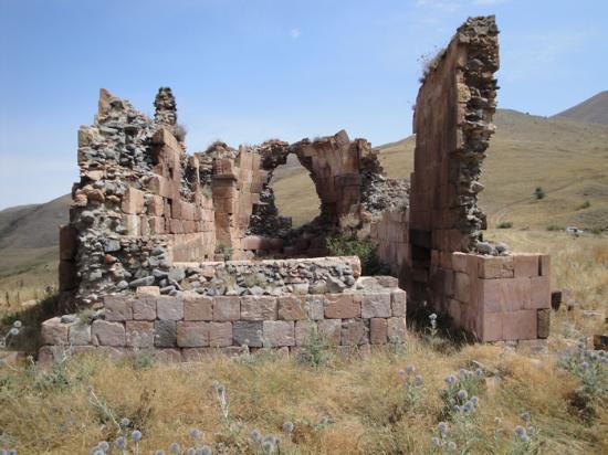 Tanahati Karmir Monastery