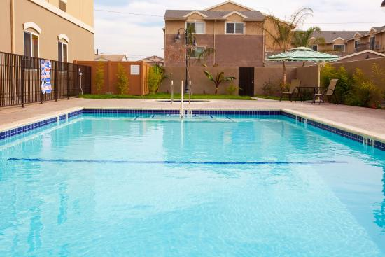 Holiday Inn Express Hotel & Suites Los Angeles Airport Hawthorne: Swimming Pool