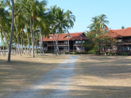 Meritus Pelangi Beach Resort Spa Langkawi Block 38 On The Left