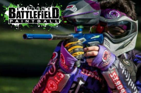 Donna, TX: Extreme Battlefield Paintball