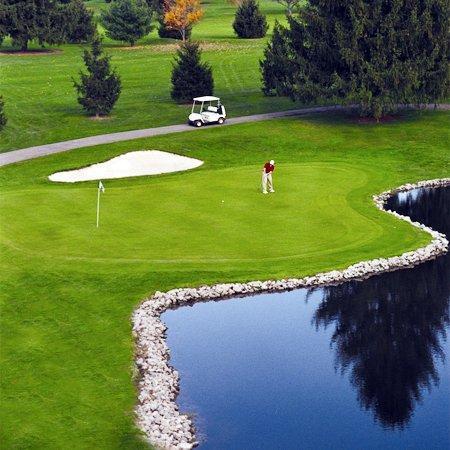 Conley Resort: Golf