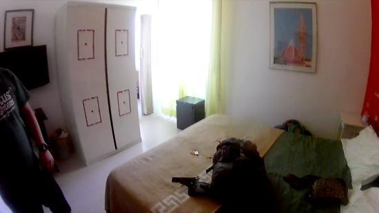 Hotel Genzianella : Habitación
