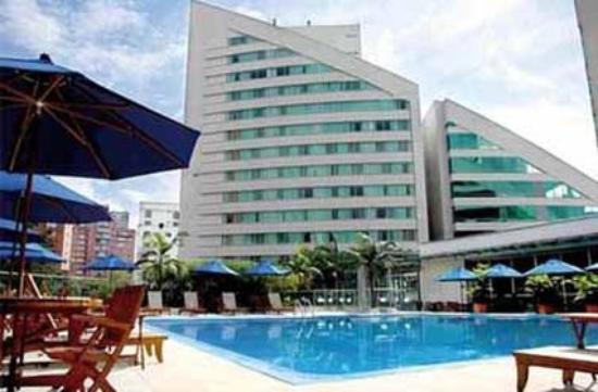 Hotel San Fernando Plaza Medellin: Exterior