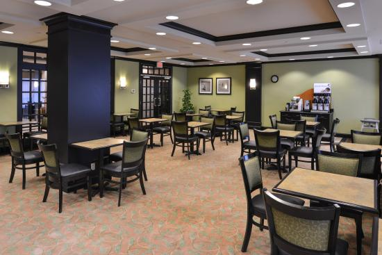 Holiday Inn Express Hotel & Suites Halifax Airport: Relax and enjoy our complimentary breakfast
