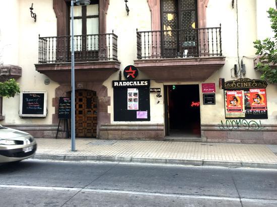 Bar The Clinic : Acceso