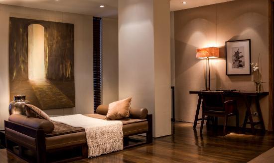 Serena Hotel: LOBBY