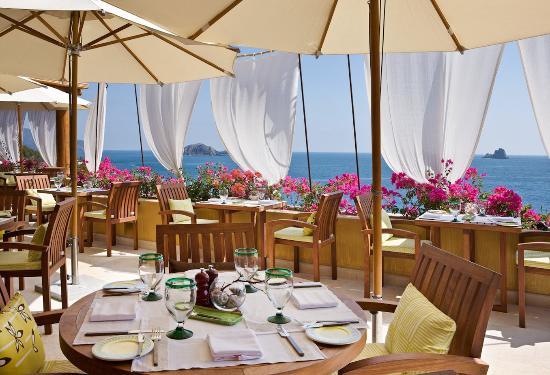 Capella Ixtapa: Restaurant Las Rocas