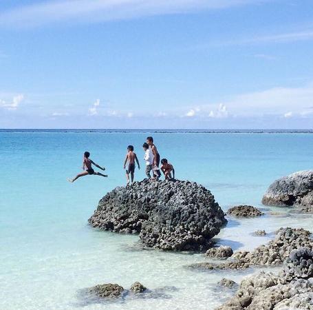 pantai indah tureloto pulau nias indonesia review rh tripadvisor co id