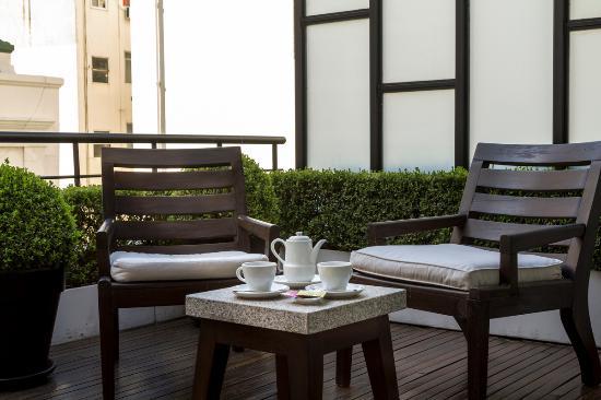 Serena Hotel: ROOM 609