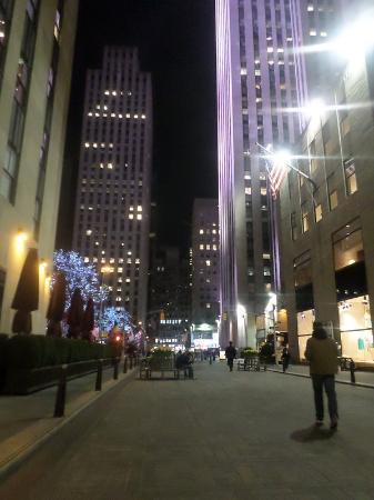 Window View - The Jewel facing Rockefeller Center Photo