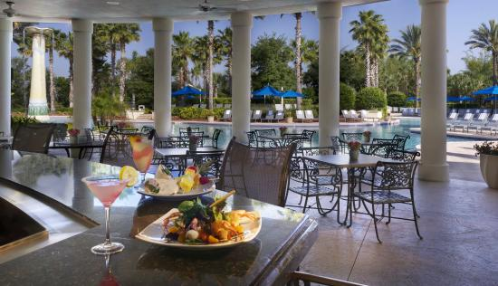 Omni Orlando Resort at Championsgate: Croc's Restaurant