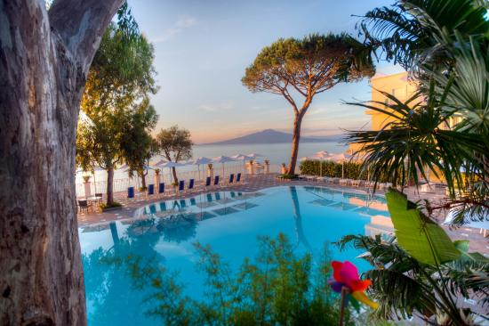Grand hotel riviera sorrento italy reviews photos - Hotel in sorrento italy with swimming pool ...