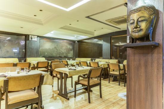 Treebo Sea Side : Restaurant