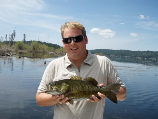Mccall photos featured images of mccall id tripadvisor for Bass fishing idaho