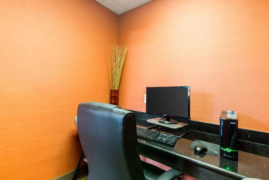 Quality Inn & Suites North : Business Center
