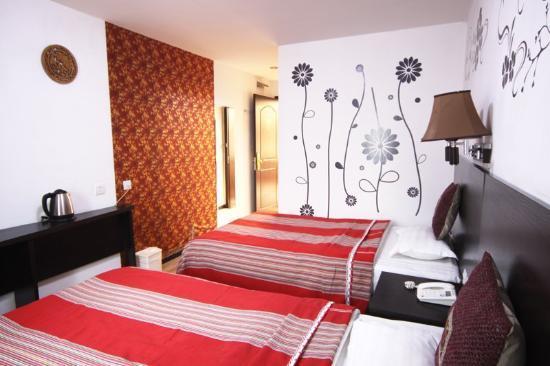 N.E. Hotel: Room