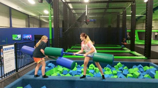 Launching Pad Trampoline Park