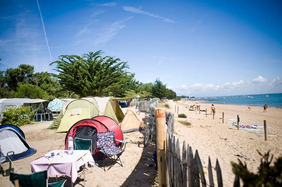Camping huttopia noirmoutier noirmoutier en l 39 le france voir les tarifs et avis camping - Camping bois de la chaise noirmoutier ...