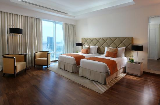 Fraser Suites Dubai: Deluxe Room Twin