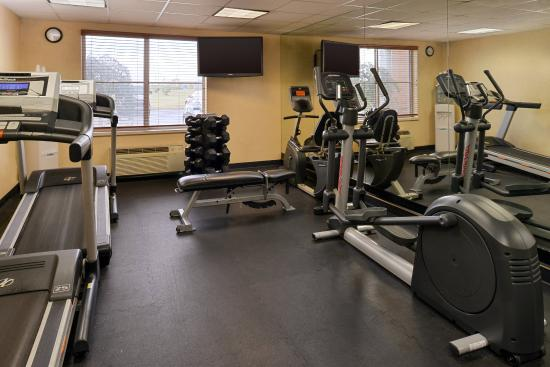 Wixom, MI: Fitness Center