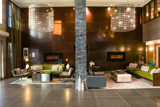 Sandman Hotel Abbotsford Airport