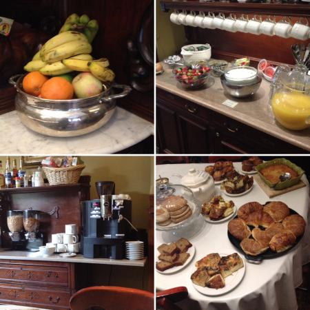 William Lewis House: Weekday breakfasts from 7 - 10 am