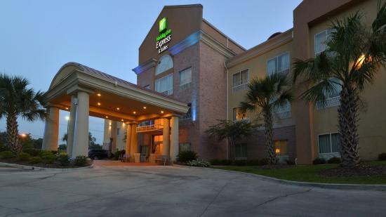 Zachary, Луизиана: Hotel Exterior