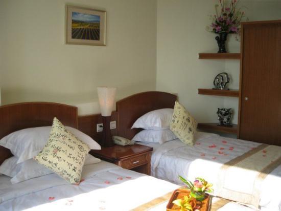 Sanya Sea Area Central Resort Hotel : SUIT