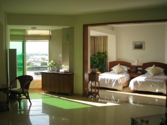 Sanya Sea Area Central Resort Hotel : Guest Room