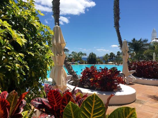 Princesa Yaiza Suite Hotel Resort: Easter sun