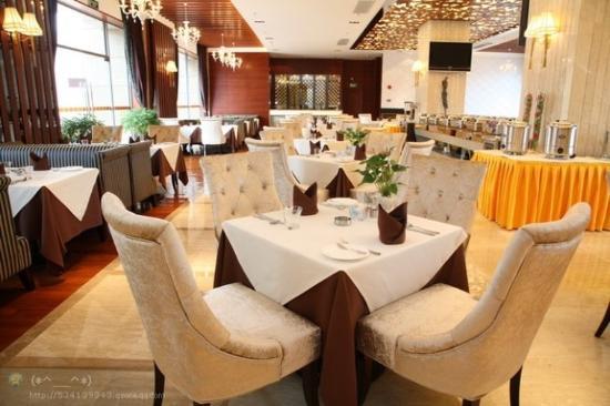 Huahong Hotel : Hotel Restrant