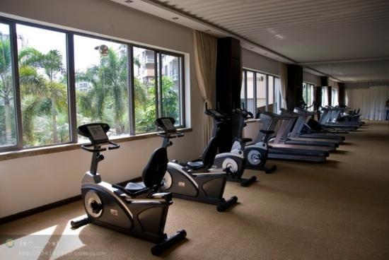 Huahong Hotel : AFitness Center