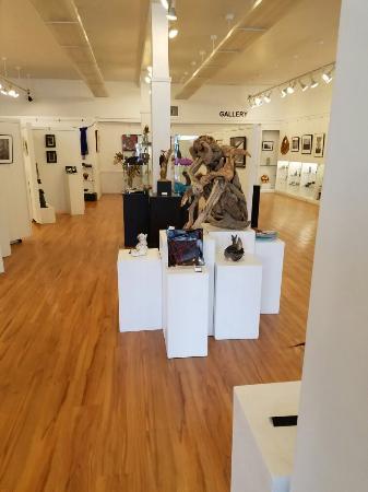 Sequim, WA: Blue Whole Gallery