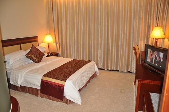 Mandarin Spring Hotel: Room