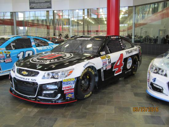 inside stewart haas racing picture of stewart haas racing rh tripadvisor co za
