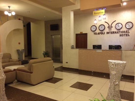 Ye-Afoli International Hotel