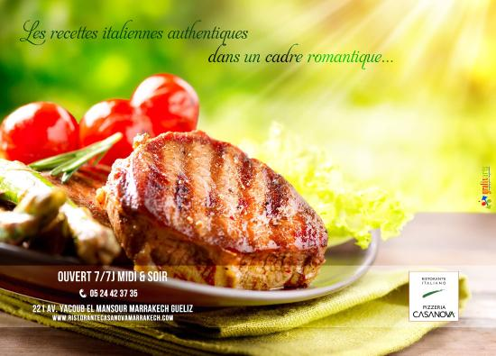 Le tradizionali ricette italiane picture of ristorante for Le ricette italiane