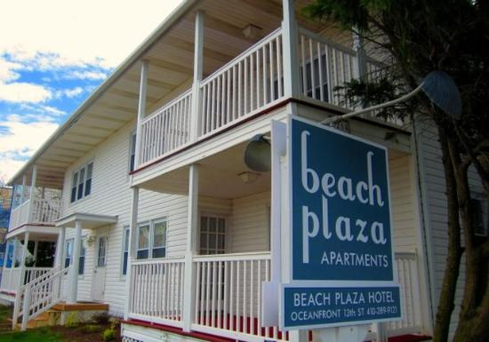 on boardwalk picture of beach plaza hotel ocean city tripadvisor