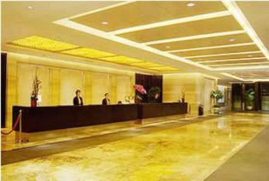 Shaoxing County, China: Lobby