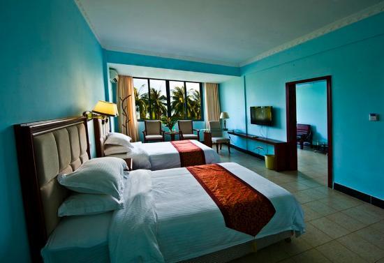 Sanya Blue Sea Silver Beach Hotel : Room