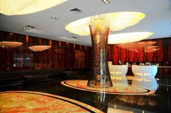 East Coast Hotel: Lobby
