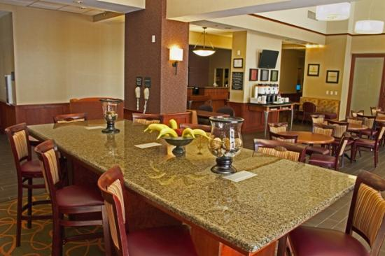 Hampton Inn & Suites Chesapeake-Battlefield Blvd.: Lobby
