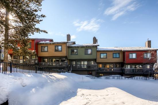 Photo of Waterford Townhomes Steamboat Springs