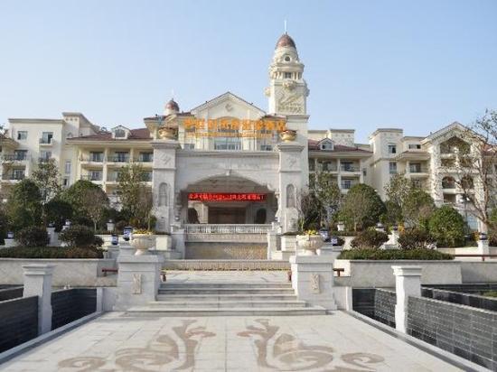 Taizhou Country Garden Phoenix Hotspring Hotel: Hotel